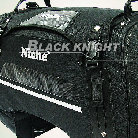 Motorcycle Bags Black Knight